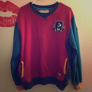 Entree Lifestyle Sweatshirt- 90s Colors